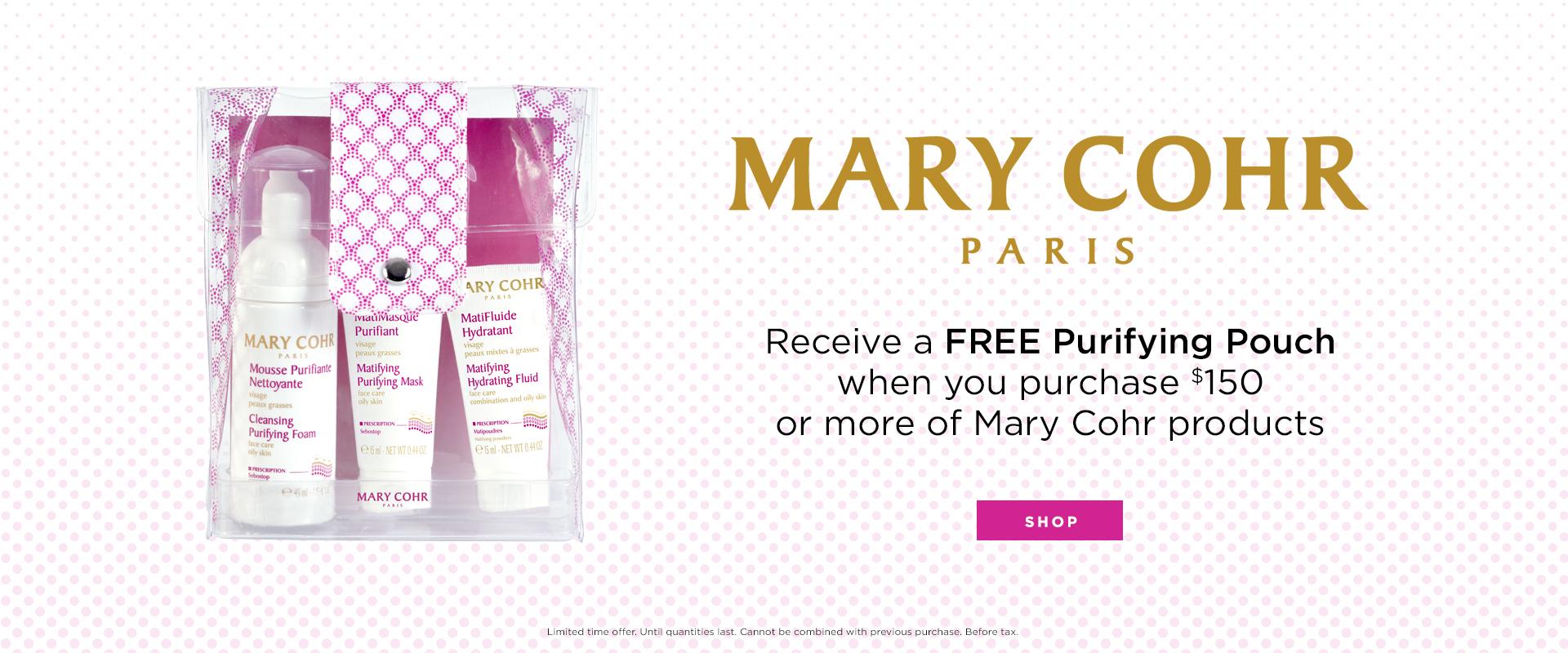 Mary Cohr Paris Skin Care