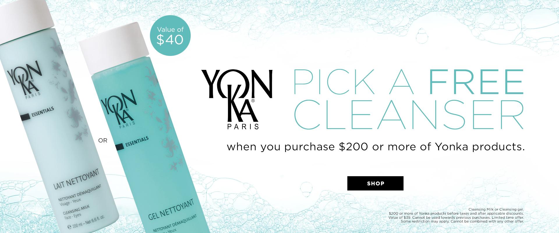 YonKa Paris Skin Care