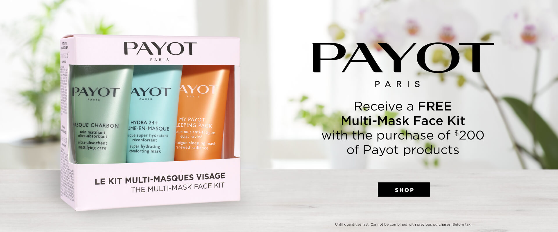 Payot Paris Skin Care