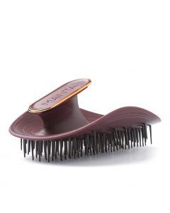 Manta The Healthy Hair Brush-Burgundy
