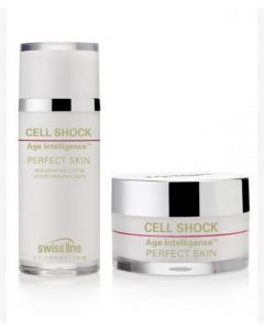 Swiss Line: Cell Shock Age Intelligence Perfect Skin