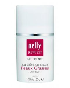 Nelly De Vuyst: Oily Skin Gel-Cream