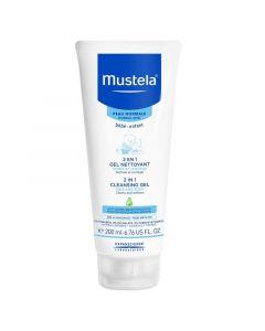 Mustela: 2 in 1 Cleansing gel