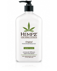 Hempz:  Original Herbal Body Moisturizer