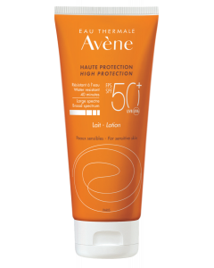 Eau Thermale Avène: High Protection Lotion SPF 50+ 100ml