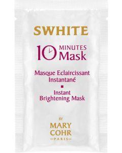 Mary Cohr: SWHITE Masque 10 Minutes