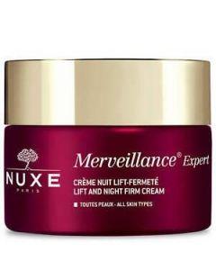Nuxe Paris: Merveillance® expert Crème nuit lift-fermeté