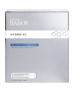Babor: Doctor Babor Hydro RX 3D Hydro Gel Face Mask
