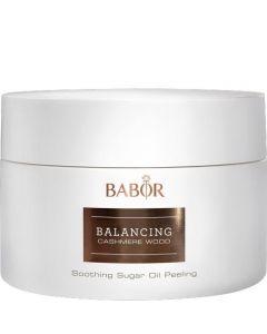 Babor: Balancing Cashmere Wood Soothing Sugar Oil Peeling