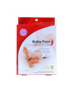 Baby Foot: Deep Skin Exfoliation