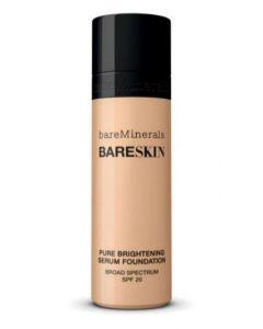 bareMinerals: bareSkin Liquid Foundation & Pure Brightening Serum