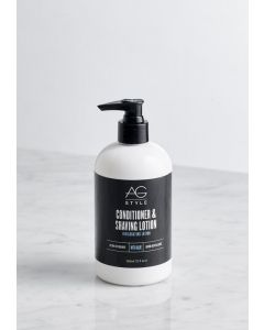AG Hair: Conditioner & Shaving Lotion
