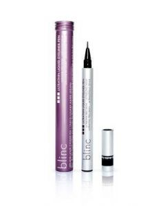 Blinc: Ultrathin Liquid Eyeliner Pen- Black