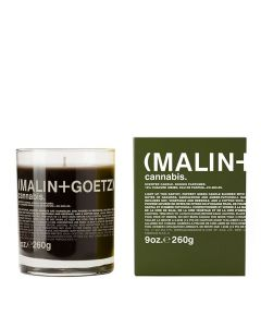 Malin+Goetz: Bougie au Cannabis