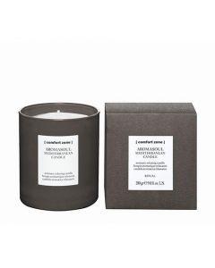 Comfort Zone: Aromasoul Mediterranean Candle