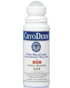Cryoderm Analgésique Froid Thérapeutique à Bille