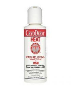 Cryoderm Heat Warming Lotion