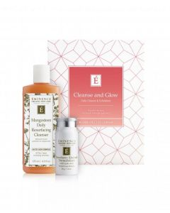 Eminence: Cleanse and Glow Holiday Set