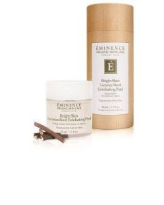 Eminence: Bright Skin Licorice Root Exfoliating Peel