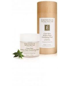Eminence: Clear Skin Willow Bark Exfoliating Peel