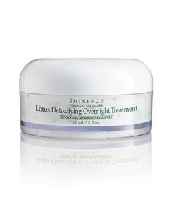 Eminence: Lotus Detoxifying Overnight Treatment