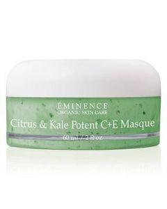 Eminence: Citrus & Kale Potent C+E Masque