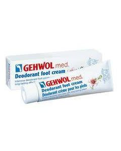 Gehwol Med:  Deodorant Foot Cream