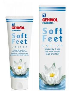 Gehwol Fusskraft: Soft Feet Lotion
