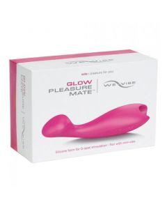 We-Vibe: Glow Pleasure Mate Bullet Stimulator - Pink