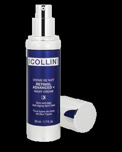G.M Collin: Retinol Advanced + Night Cream with Matrixyl 3000® and Peptide Q10