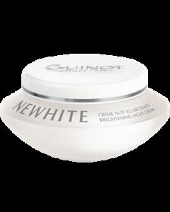 Guinot Creme Nuit Eclaircissante: Newhite Brightening Night Cream