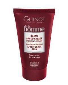Guinot Très Homme Baume Après-Rasage: Men's After Shave and Moisturizing Balm