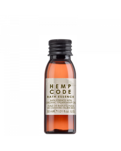 Hemp Code: Bath Essence