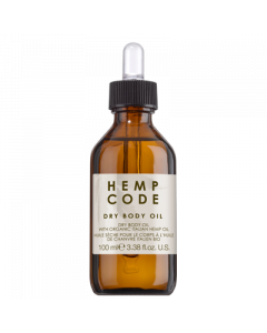 Hemp Code: Dry Body Oil