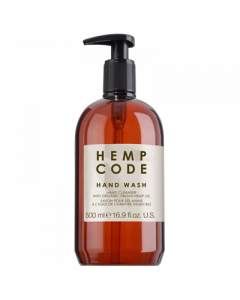 Hemp Code: Hand Wash