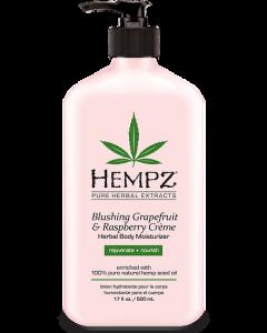 Hempz: Lotion Hydratante pour le Corps Blushing Grapefruit & Raspberry