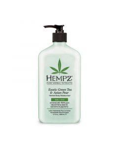 Hempz: Lotion Hydratante pour le Corps Exotic Green Tea & Asian Pear