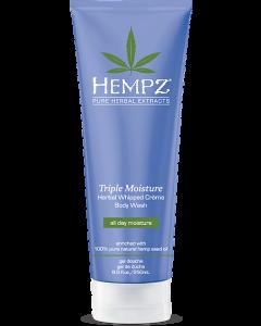 Hempz: Triple Moisture Herbal Whipped Creme Body Wash