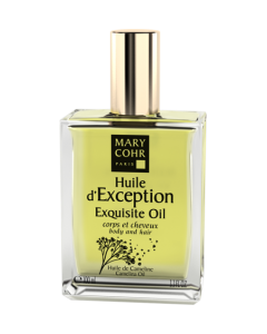 Mary Cohr: Huile d'Exception