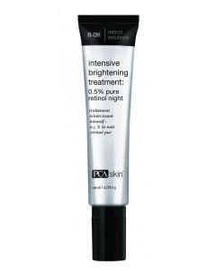 PCA skin: Intensive Brightening Treatment: 0.5% pure retinol night