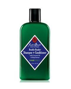 Jack Black: Double-Header™ Shampoing Et Après-Shampoing
