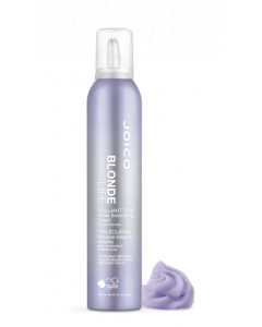 Joico: Blonde Life Brilliant Tone Violet Smoothing Foam