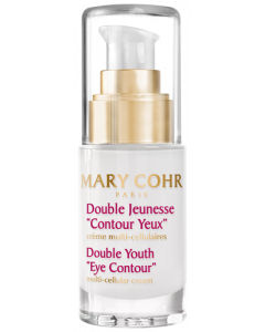 "Mary Cohr: Double Youth ""Eye Contour"""
