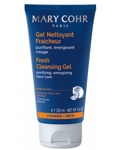 Mary Cohr: Men's Fresh Cleansing Gel