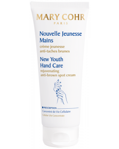 Mary Cohr: New Youth Hand Care