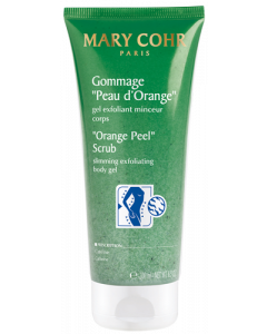 Mary Cohr: Orange Peel Scrub
