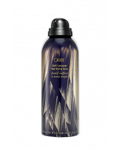 Oribe: Soft Lacquer Heat Styling Spray