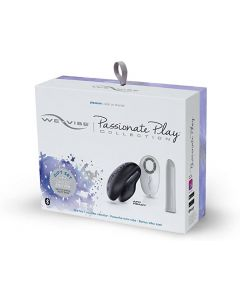 We-Vibe: Passionate Play Collection - Black