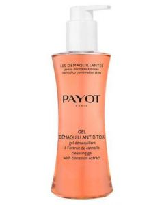 Payot: Cleansing Gel with Cinnamon Extract - new formula