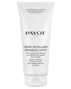 Payot: Gentle Cleansing Micellar Cream with Mango Extracts